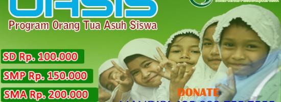 Program Orang Tua Asuh Siswa, OASIS