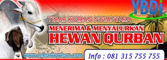Tempat Menyalurkan Qurban di Indonesia
