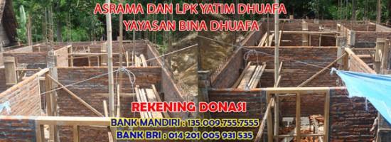 Proposal Pembangunan Asrama Yatim Dhuafa