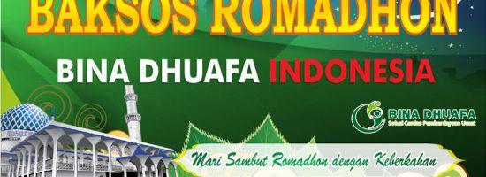 Bina Dhuafa Adakan Baksos di Bulan Ramadhon