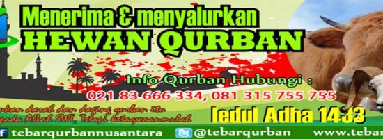 Pembagian Hewan Qurban